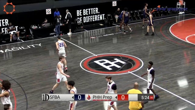 Phhoenix Prep vs SFBA Trinity Prep  - Part 1