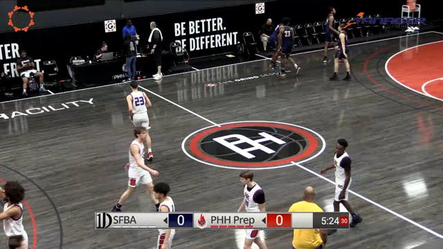 Phhoenix Prep vs SFBA Trinity Prep  -...