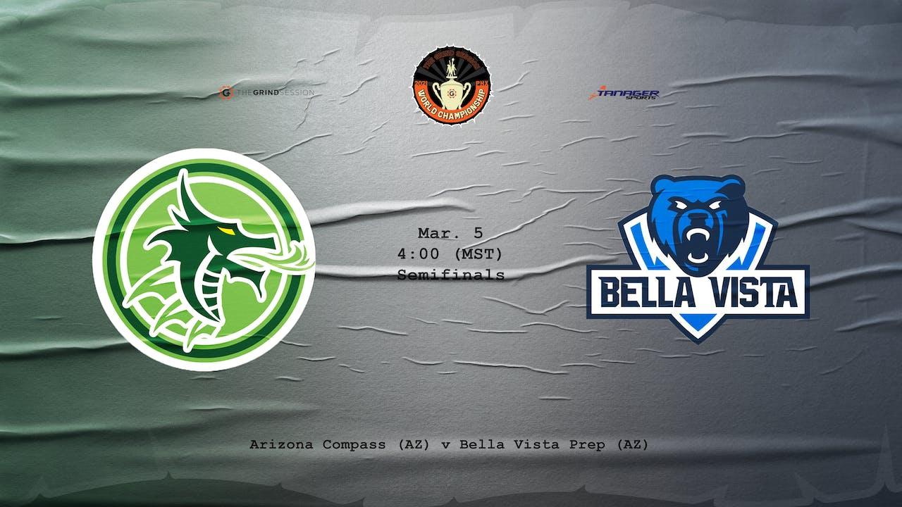 AZ Compass vs Bella Vista (girls)