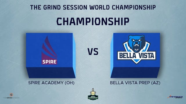 Spire Academy Geneva, OH vs Bella Vis...