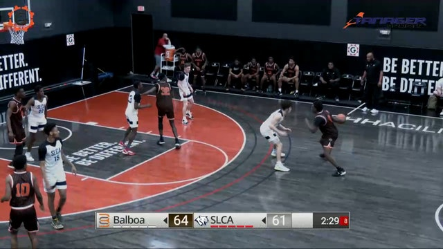 St Louis Christian vs Balboa  - Part 2