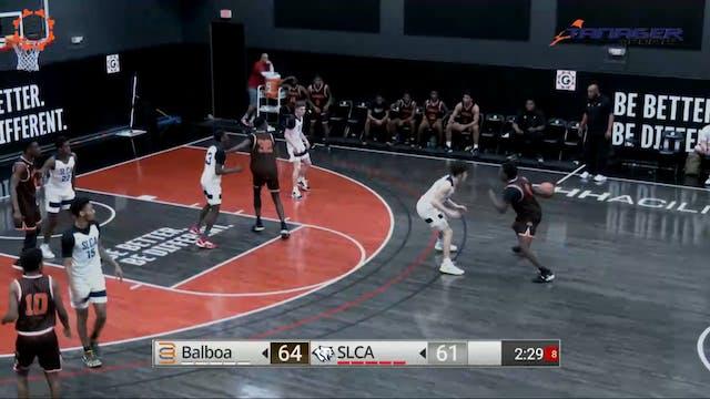 St Louis Christian vs Balboa  - Part 2