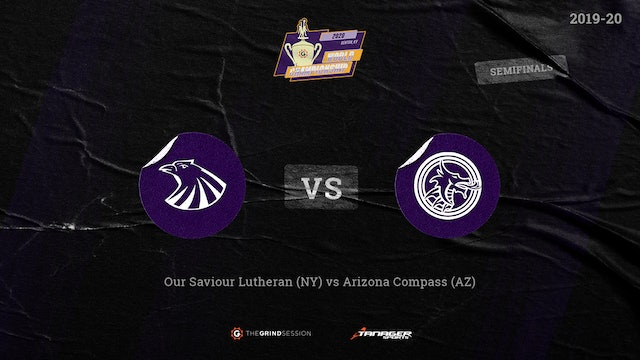 Our Saviour Lutheran Bronx, NY vs Arizona Compass Phoenix, AZ Semi-Finals