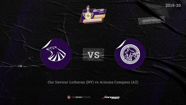Our Saviour Lutheran Bronx, NY vs Arizona Compass Phoenix, AZ Semi-Finals