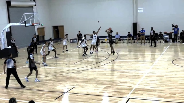 George Harris Prep (CAN) vs Dream City Christian (AZ)