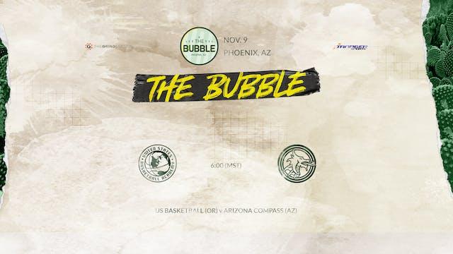 The Bubble: Phoenix-USBA vs AZ Compass