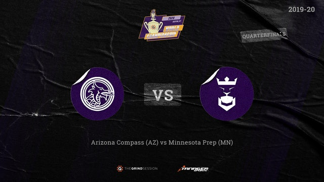 AZ Compass Phoenix, AZ vs Minnesota Prep Minneapolis, MN