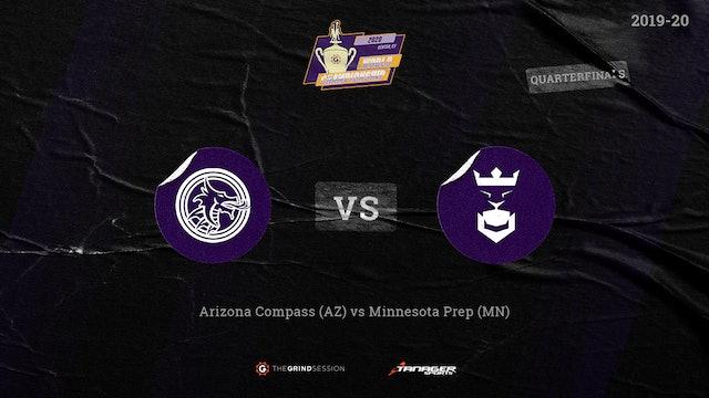 AZ Compass Phoenix, AZ vs Minnesota Prep Minneapolis, MN