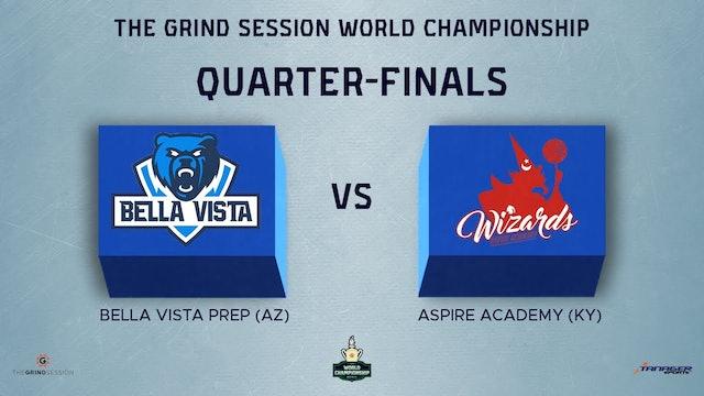 Bella Vista Prep Glendale, AZ vs Aspire Academy Louisville, KY