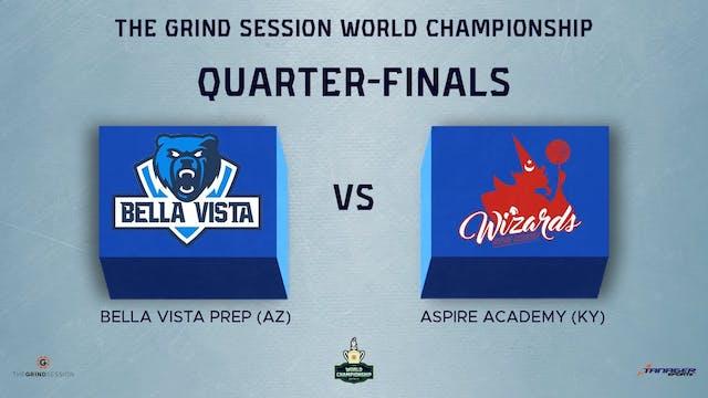 Bella Vista Prep Glendale, AZ vs Aspi...