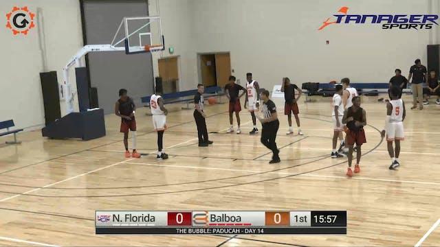 Balboa vs North Florida - Part 1
