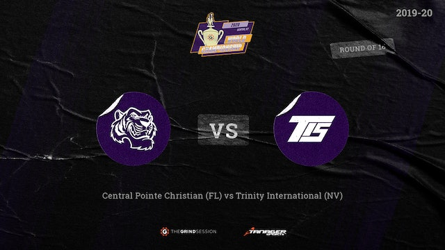 Central Pointe Christian Kissimmee, FL vs Trinity International Las Vegas, NV