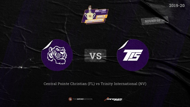Central Pointe Christian Kissimmee, FL vs Trinity International Las Vegas, NV