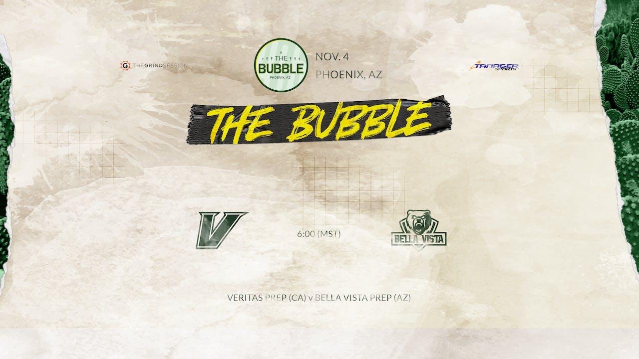 The Bubble: Phoenix-Veritas vs Bella Vista