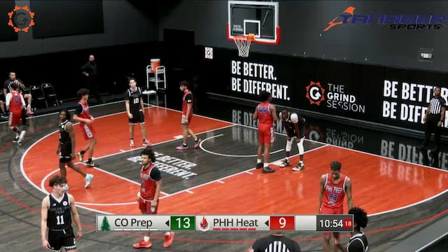 PHH Heat vs Colorado Prep - Part 2