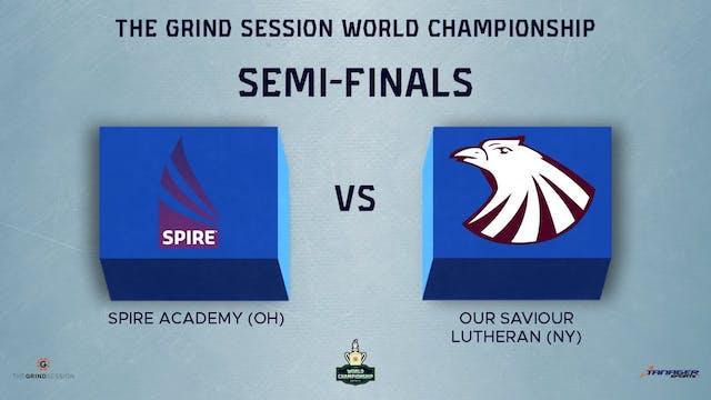 Spire Academy Geneva, OH vs Our Savio...