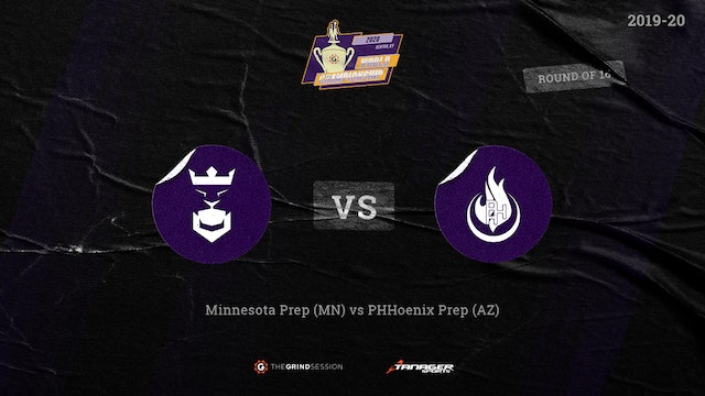 Phhoenix Prep Phoenix, AZ vs Minnesota Prep Minneapolis, MN