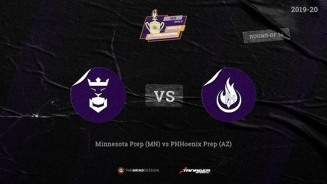 Phhoenix Prep Phoenix, AZ vs Minnesota Prep Minneapolis, MN