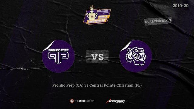 Prolific Prep Napa, CA vs Central Poi...