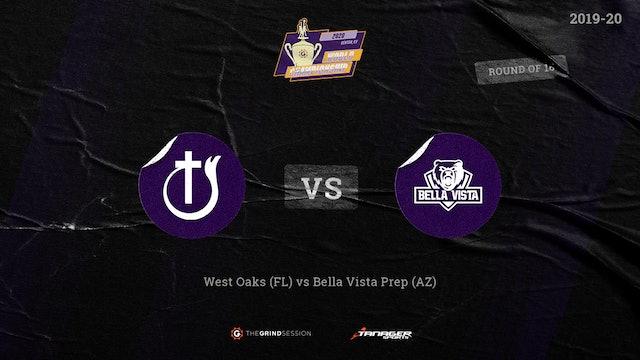Bella Vista Prep Phoenix, AZ vs West Oaks Academy Orlando, FL