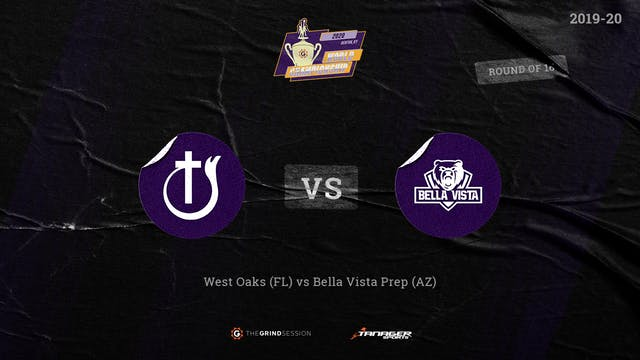 Bella Vista Prep Phoenix, AZ vs West...