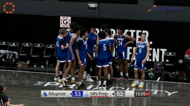 Minnesota Prep vs Eduprize Prep - Part 2