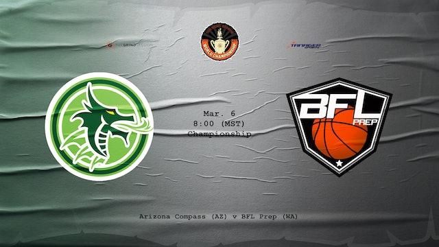 AZ Compass vs BFL Prep