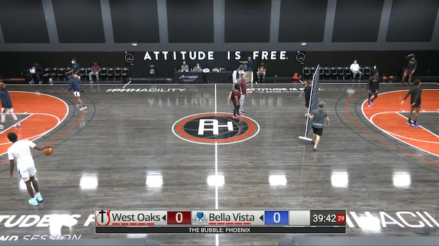 The Bubble: Phoenix-Bella Vista vs West Oaks Part 1