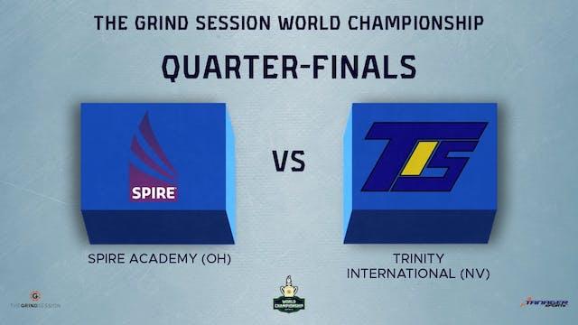 Spire Academy Geneva, OH vs Trinity I...