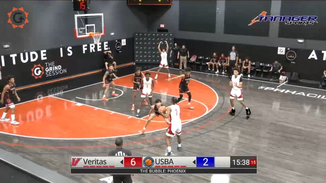 The Bubble: Phoenix-US Basketball vs Veritas Part 1