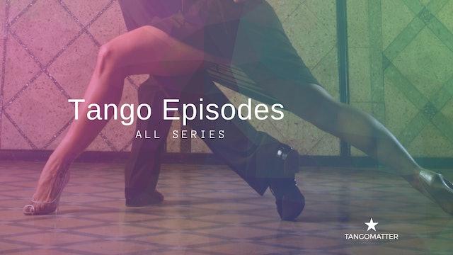 Tango Argentino Dance instruction
