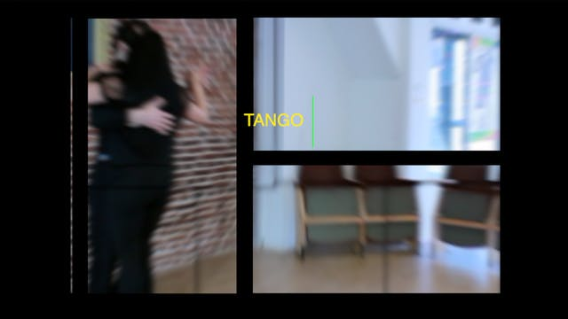 Tango Vocabulary