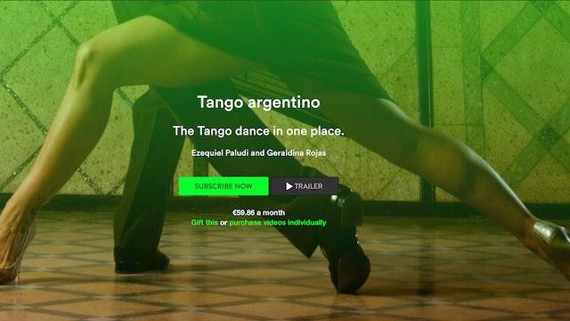 Tango Episodes danceable