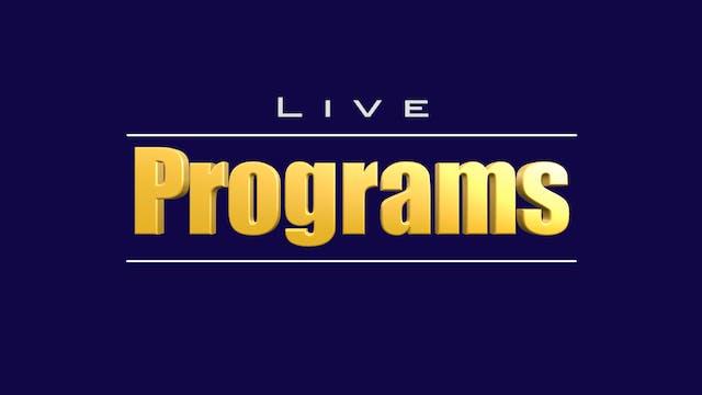 Live Programs