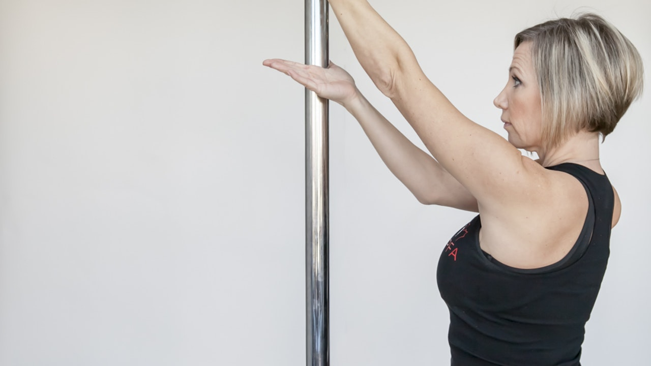 Beginner Pole Transitions