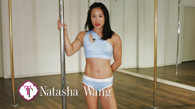 Side Lever Caught Split with Natasha ...
