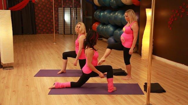 Sexy Flexy Split Stretches