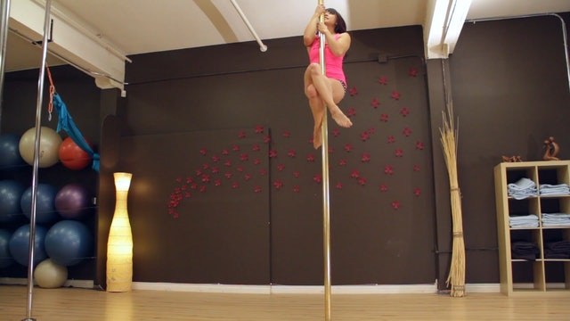 conditioning for pole climb