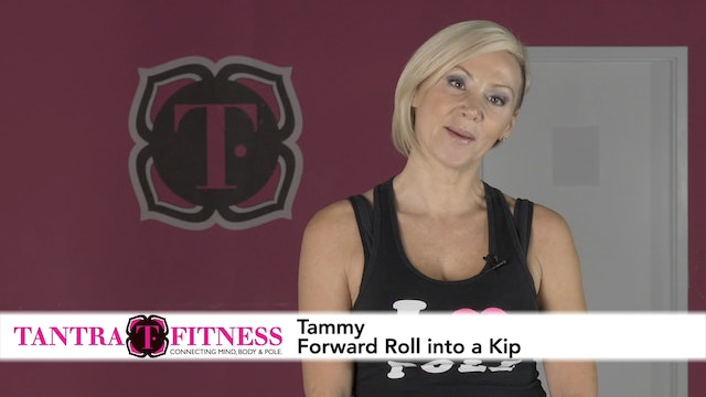 Forward Roll Kip with Tammy Morris
