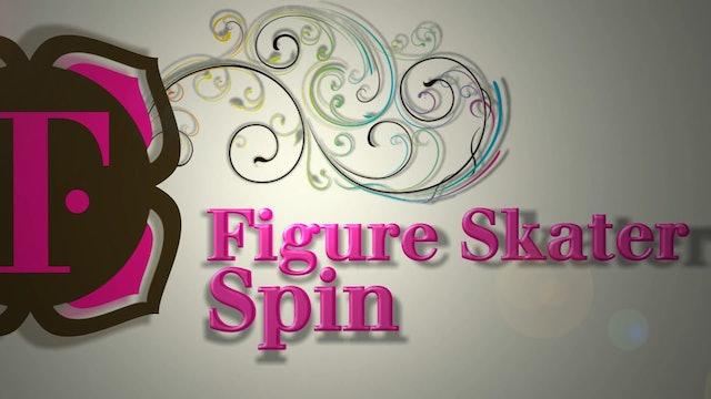 Figure Skater Spin