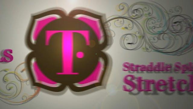STRADDLE SPLIT STRETCHES