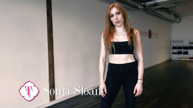 Erotcize Routine with Sonja Sloane