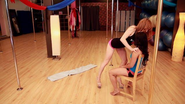 LAP DANCE BODY WAVES with Mackenzie (...