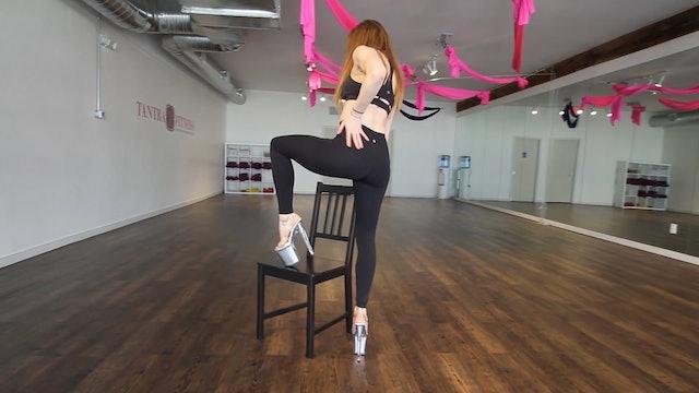 Beginner Lap Dance Routine with Sonja Sloane