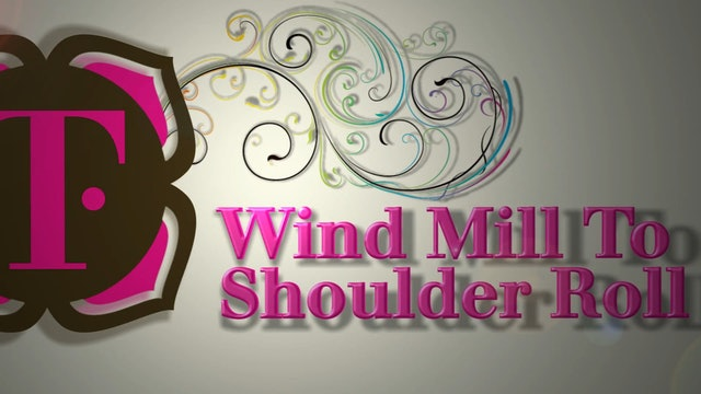 Windmill to Fish Flop Shoulder Roll with Tammy