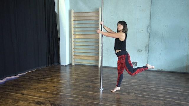 Figure Skater Combo with Rachel Noemi
