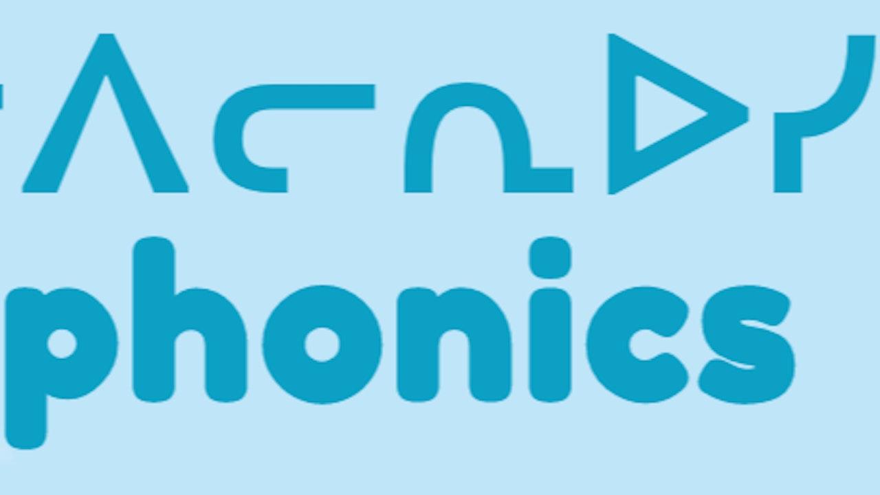 ᓂᐱᓕᕆᐅᓯᑦ • Phonics