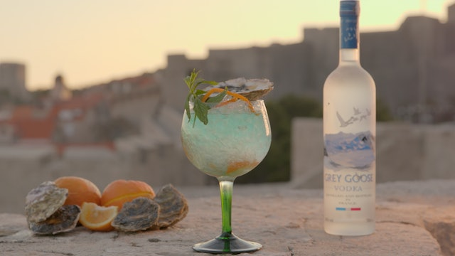 European Seaside Cocktails