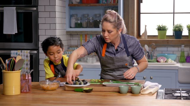 Brooke Williamson's Sushi Surprise