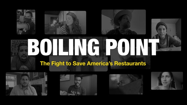 Boiling Point: The Fight to Save America's Restaurants